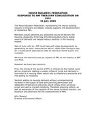 PIFs Consultation HBF Submission 14 July 2004