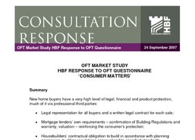 OFT Questionnaire Consumer Matters Submission FINAL 24 Sep