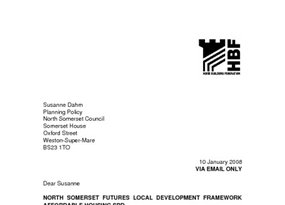 Supplementary Planning Documents South West