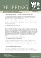 Member Briefing - laying the foundations-a housing strategy for england - Nov 2011