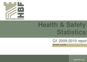 Health and Safety Q1 2009 2010 results FINAL