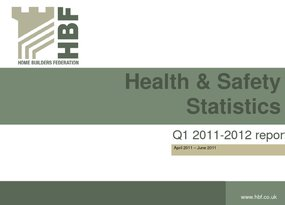 Health and Safety Q1 2011 2012 results FINAL