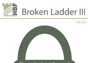 broken ladder 3 - the locked out generation