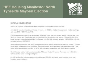 North Tynside Mayoral Election