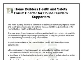 Supporters HBF Charter November 2016 - Rev 2