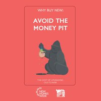 Why buy new - Avoid the money pit -NHW17