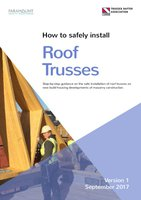 TRA Truss Installation Guide