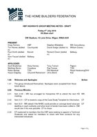Highways Group Meeting Notes - 06.07.18 (D)