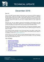 HBF Technical Update December 2018