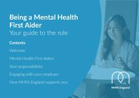 Guidance for Mental health first aiders