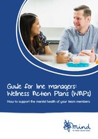 Line Managers Wellness Action Plans