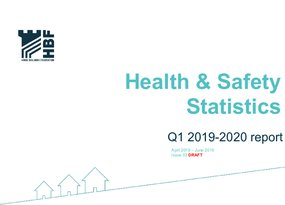 Health and Safety Q1 RIDDOR statistics results 2019 - 2020 DRAFT 3