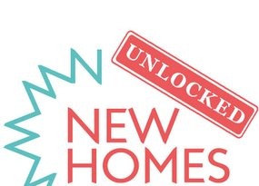 New Homes Week Unlocked 2020 logo