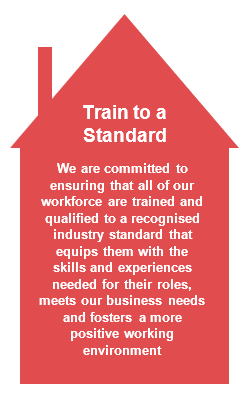 Train to a Standard